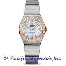 Omega Constellation Chronometer 123.25.27.20.55.001