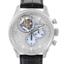 Zenith El Primero Tourbillon Men's Automatic Watch...