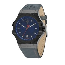 Maserati R8851108021 - POTENZA - ONLY TIME - MEN - 57 mm