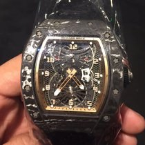 Richard Mille NEW RM 022 Rose Gold NTPT Aerodune Tourbillone...