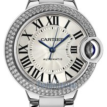 Cartier Ballon Bleu 33mm we902035
