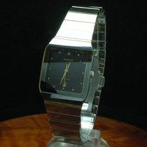 Rado Diastar Anatom Keramik / Gold Mantel Herrenuhr Mit Datum...