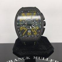 Franck Muller V45 CC DT CARBON JA