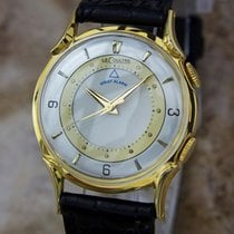 Jaeger-LeCoultre Swiss Made 18k Solid Gold 32mm Rare Men's...