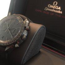 Omega Speedmaster Dark Side of the Moon Black Black