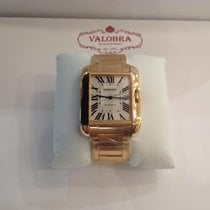 Cartier Large Tank Anglaise in Rose gold