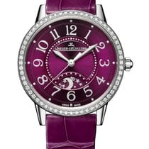 Jaeger-LeCoultre Rendez-Vous Night & Day Purple Stainless...
