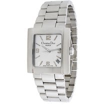Dior Rina D101-100 Unisex Watch in Stainless Steel