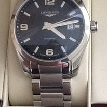 "Longines Conquest Classic"" - luxury men's watch – new..."