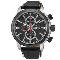 Seiko Sport Herrenchronograph Alarm SNAF47P2
