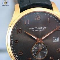 Hamilton Jazzmaster Maestro Small Seconds Pink Gold / Grey Arabic