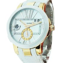 Ulysse Nardin 246-10-3/391 Executive Dual Time Lady in Rose...