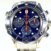 Omega Seamaster Diver 300 M Chrono Co-Axial  212.30.44.50.03.001
