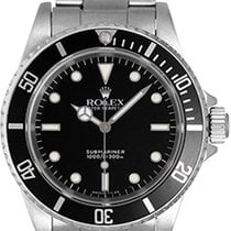 Rolex Submariner Stainless Steel Men's Watch (no-date) 14060