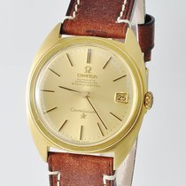 Omega Constellation Date 18K Gold Automatic Cal. 561