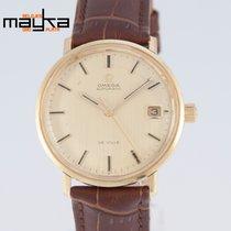 Omega Deville Automatic Gold 18k - 1969 Vintage - 166.033