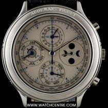 Audemars Piguet Platinum Millenary Perpetual Calendar Moonphas...