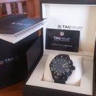 TAG Heuer Aquaracer 500m, Calibre 16 Chronografo, Titanio