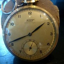 Tissot vintage pocket watch gold plated 792859