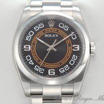 Rolex Oyster Perpetual 116000 Stahl Automatik 36mm