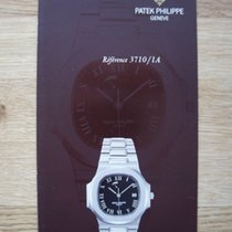 Patek Philippe Manual ( Anleitung ) ref. 3710/1A in French