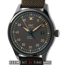 IWC Pilot Collection Top Gun Miramar Mark XVIII Ceramic 41mm...