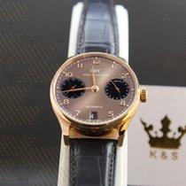 萬國 (IWC) IWC  IW500124 Portuguese 7 Days Rose Gold Limited...