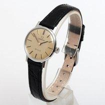 Omega DeVille - schöne Luxus Damenuhr von 1974 - Ref. 511.457...