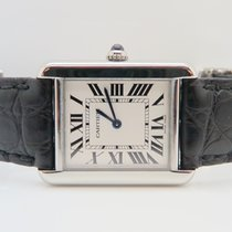 Cartier Tank Solo Lady 24mm (With Box) Ref: 3170