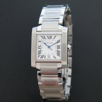 Cartier Tank francaise Automatic NEW