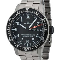 Fortis B-42 Official Cosmonauts Day/Date Automatik 647.27.11 M