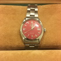 Rolex Oyster date precision Red