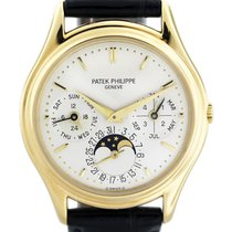 Patek Philippe 3940J Perpetual Calendar 18k  Gold Mens Watch