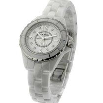 Chanel J12 White 29mm White MOP Dial H2570