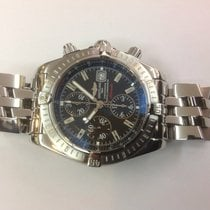 Breitling Chronomat Evolution and stainless steel ref.A 13356