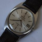 Omega Rare Vintage White Gold Constellation Date / Mint