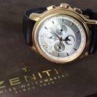 Zenith Rose Gold Quantieme Perpetual Calendar El Primero...