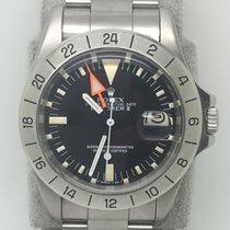 Rolex 1655 Vintage Explorer II Steve McQueen RARE Fullset