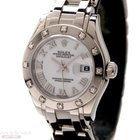Rolex Lady Datejust Pearlmaster Ref-80319 18k White Gold...