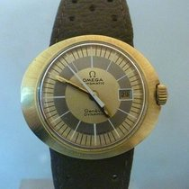 Omega vintage dynamic lady auto date NOS