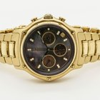 Ebel 1911 Chronograph Automatic El Primero Gold 18K 750 Diamanten