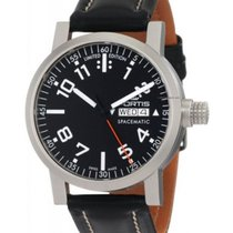 Fortis Spacematic Classic Watch Day/date 10atm Automatic Ltd...