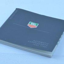 TAG Heuer Manual Anleitung Automatik Chronograph Chrono 7750