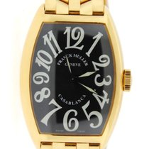 Franck Muller Casablanca 18K Yellow Gold