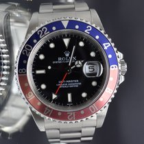 Rolex GMT 16700 pepsi FULL SET UNPOLISHED LAST GENERATION