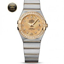 Omega - Constellation Co-Axial 27 MM