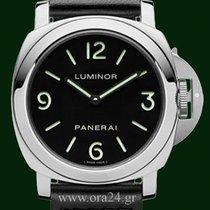 Πανερέ (Panerai) Luminor Base PAM112 Manual Winding Box&Pa...