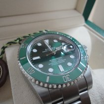 Rolex Submariner Keramik LC100 Ceramic Green Hulk