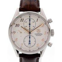 TAG Heuer Men's TAG Heuer Carrera Chronograph CAS2112 SS...