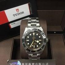 帝陀 (Tudor) 79230N Heritage Black Bay Steel Bracelet Black bezel